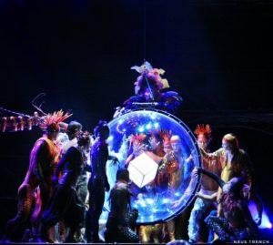 Cirque du Soleil, Neus Trench, Scalada, Andorra, Andorra turisme, visit Andorra, espectaculo, acobracias