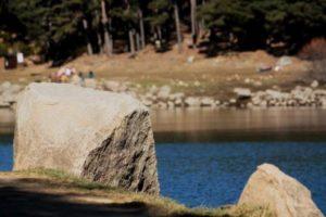 Engolasters, lago, Andorra