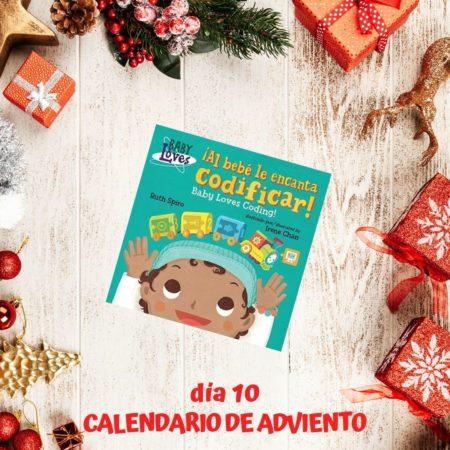 libro al bebe le encanta codificar calendario adviento literario