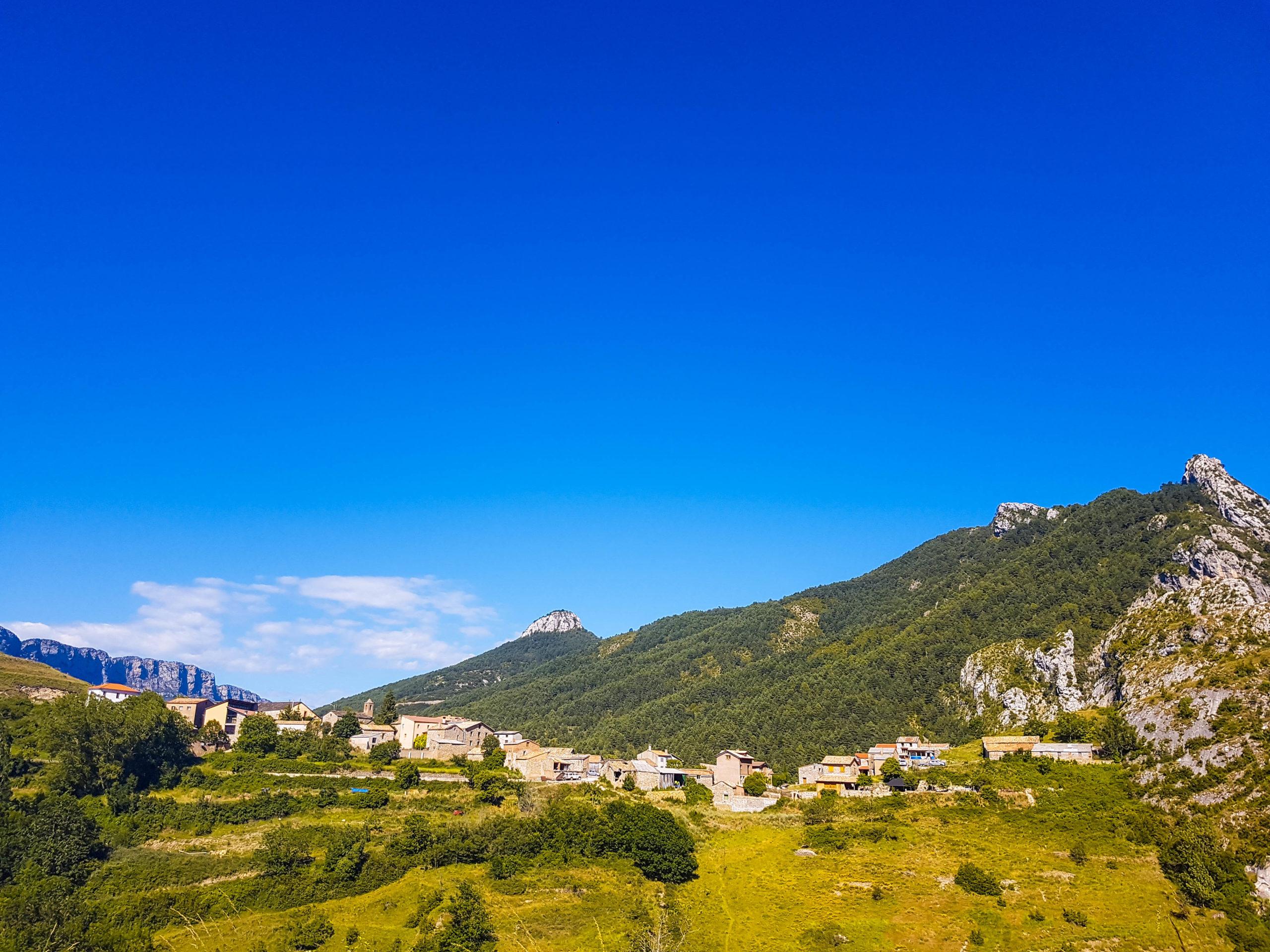 Bòxiols Pallars Jussà Pont medieval